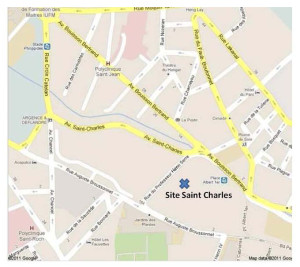 Plan St Charles